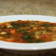Spicy Beef Vegetable Soup